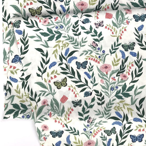 Flora Organic Cotton from Perennial by Cassidy Demkov - The Village Haberdashery
