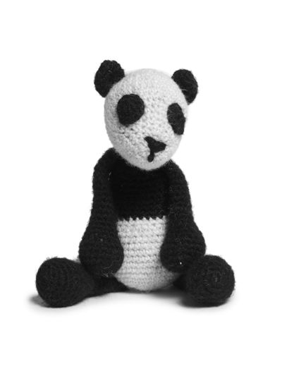 TOFT Crochet Amigurumi Kit: Fiona the Panda - The Village Haberdashery