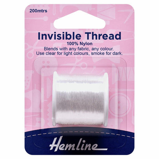 Invisible Thread - The Village Haberdashery