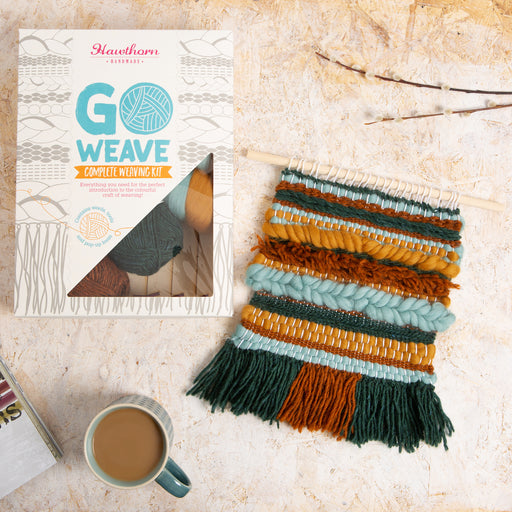 Bumpkin Weaving Kit by Hawthorn Handmade - The Village Haberdashery