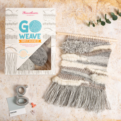Folklore Weaving Kit by Hawthorn Handmade - The Village Haberdashery