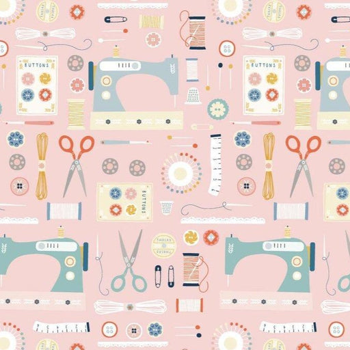 Sewing Cotton from Hobbies by Sally Payne - The Village Haberdashery
