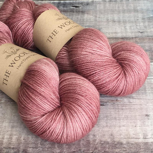 The Wool Barn - Cashmere Sock - Belle Epoque - The Village Haberdashery