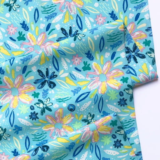 Summer Daze Cotton from Hello Sunshine designed by Katie Skoog - The Village Haberdashery