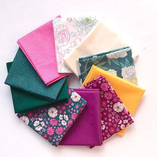 Primavera by Pippa Shaw for Figo Fat Quarter Bundle - The Village Haberdashery
