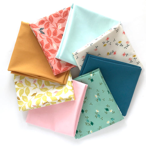 Velvet Collection Fat Quarter Bundle by Amy Sinibaldi for AGF - The Village Haberdashery