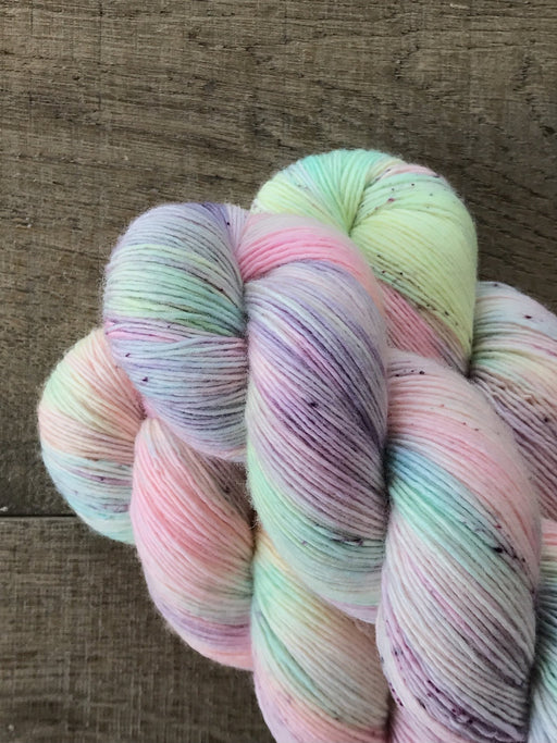 Qing Fibre Merino Singles - Cloud - The Village Haberdashery