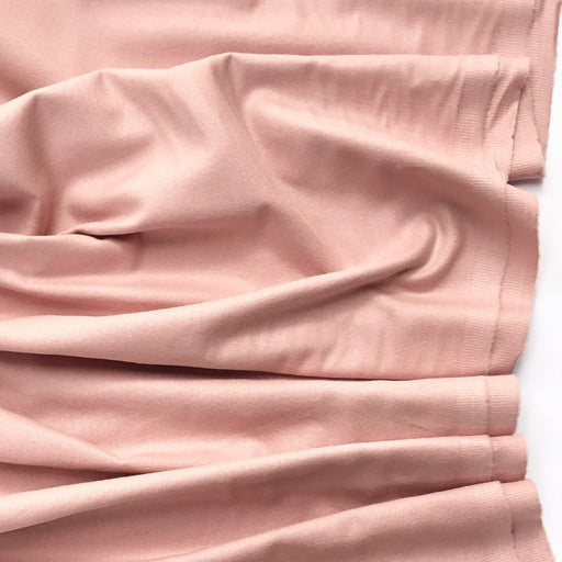 Blush Brushed Cotton Flannel - The Village Haberdashery