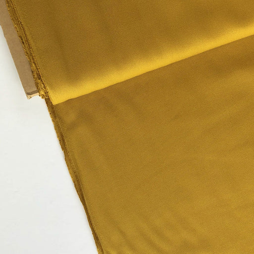 Gold Ventana Cotton Twill - The Village Haberdashery
