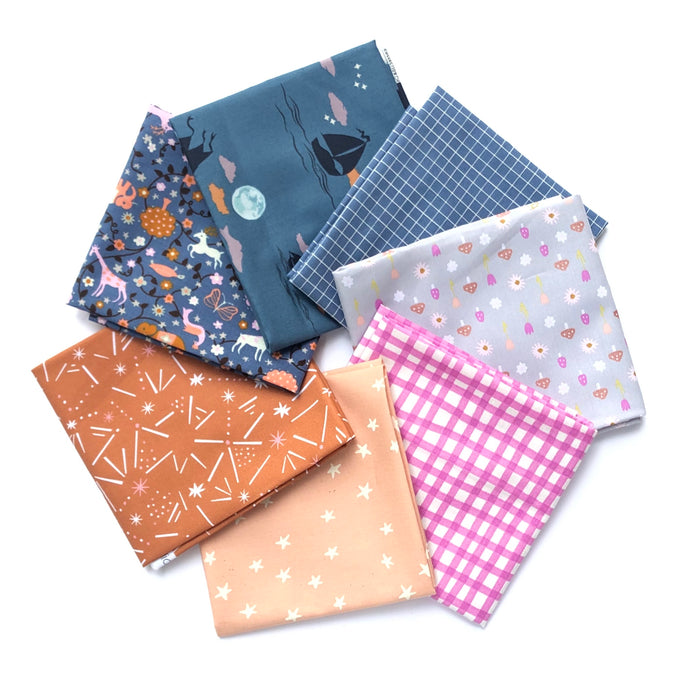 Sweet Dreams Fat Quarter Bundle - The Village Haberdashery