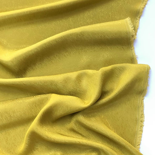 Chartreuse Bark Made with TENCEL™ Fibres - The Village Haberdashery