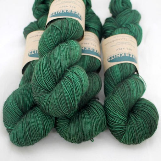 RiverKnits Superwash BFL 4-Ply - Tannenbaum - The Village Haberdashery