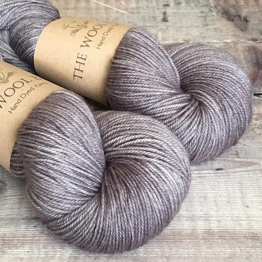 The Wool Barn - Cashmere Sock - Everyday Grey - The Village Haberdashery