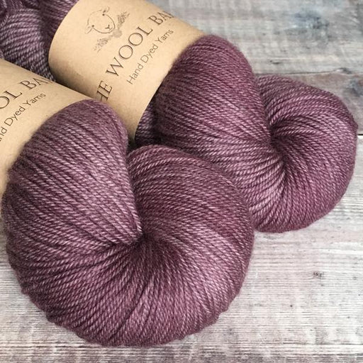 The Wool Barn - Cashmere Sock - Wild Berries - The Village Haberdashery