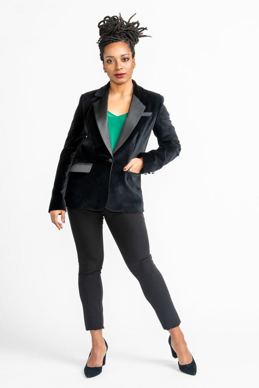 Closet Core Patterns - Jasika Blazer - The Village Haberdashery
