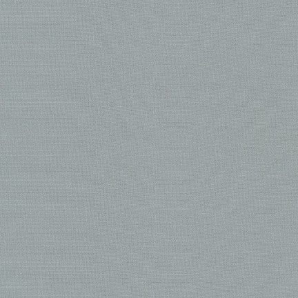 Kona Cotton Solids - Overcast - The Village Haberdashery
