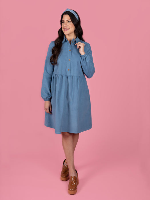Tilly and the Buttons - Lyra Shirtdress - The Village Haberdashery
