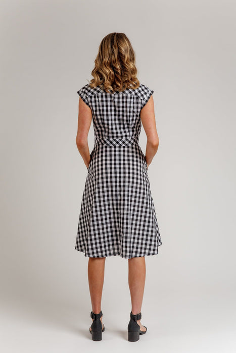 Megan Nielsen - Matilda Dress - The Village Haberdashery