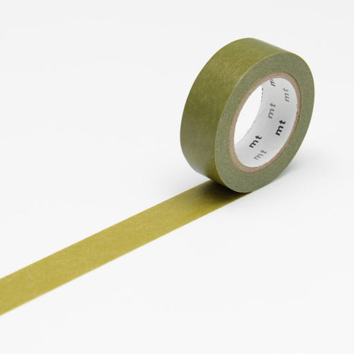 MT Washi Tape - Uguisu - The Village Haberdashery