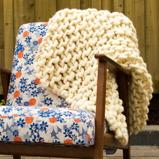 Loopy Mango Montauk Throw - The Village Haberdashery