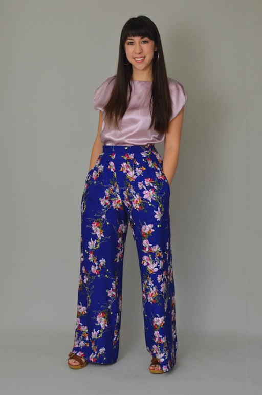 Nina Lee - Portobello Trousers - The Village Haberdashery