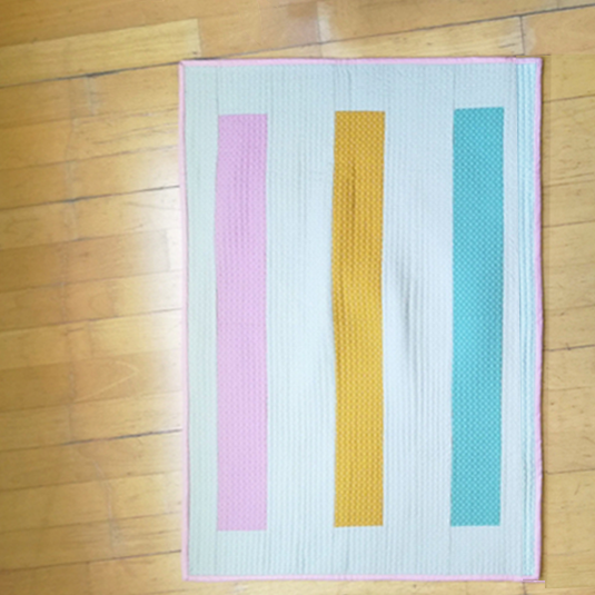 Learn to Make a Quilt with Ana Valls - The Village Haberdashery