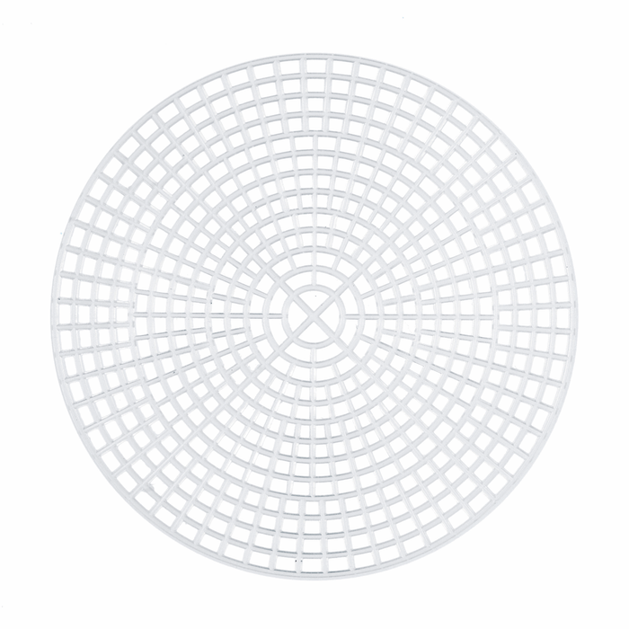 Plastic Canvas - Circular - The Village Haberdashery