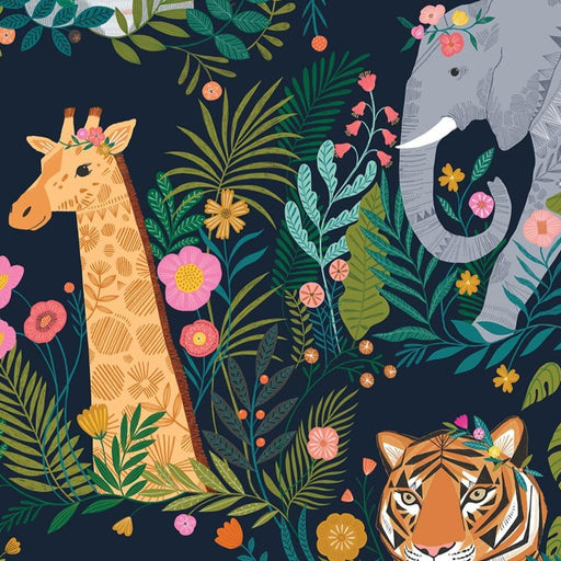 Jungle Friends by Bethany Janine - The Village Haberdashery