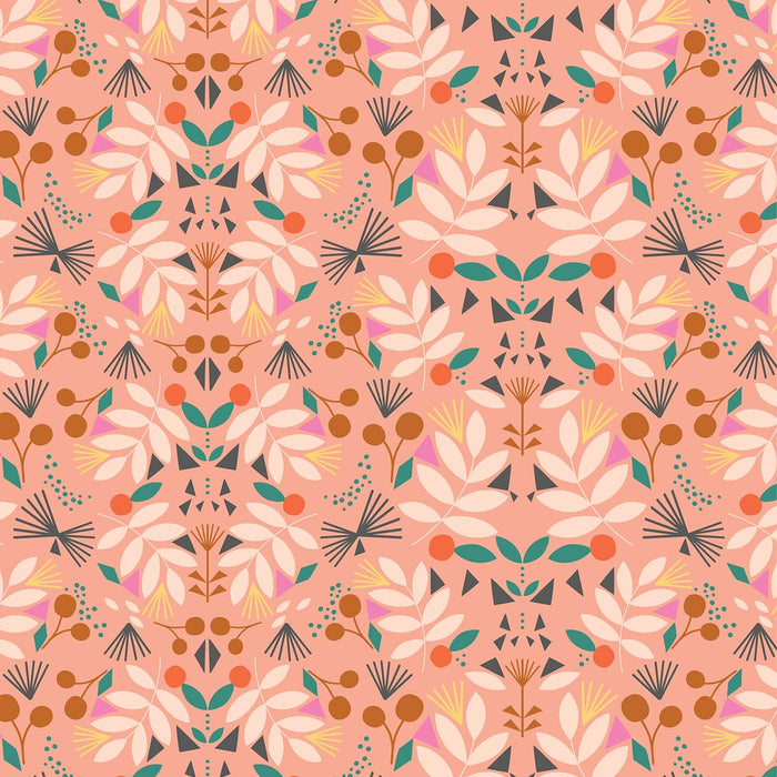 Patterns in Peach by Bethany Janine - The Village Haberdashery