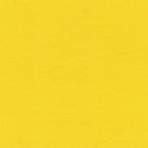 POP Cotton Solids - Yellow- 20cm Remnant - The Village Haberdashery