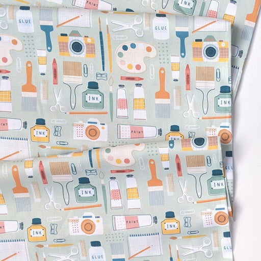Arts and Crafts Cotton from Hobbies by Sally Payne - The Village Haberdashery