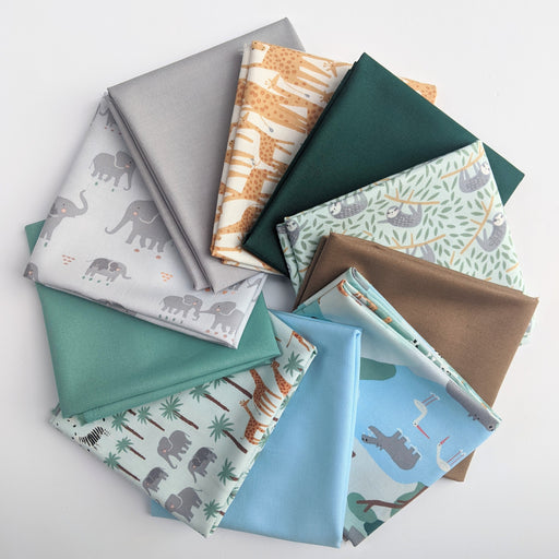 Call of the Wild by Dear Stella Fat Quarter Bundle - The Village Haberdashery