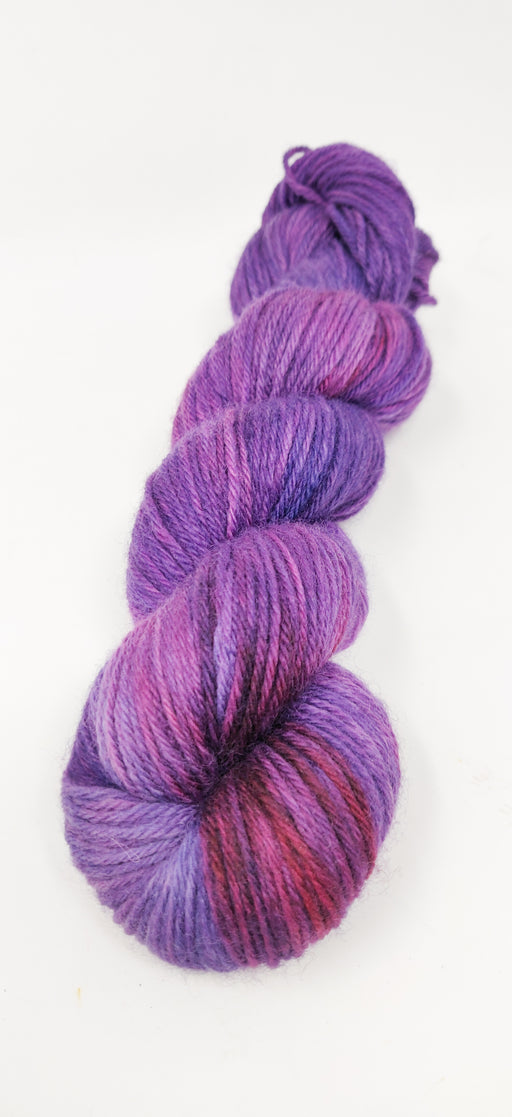 Knit the Bed TVH EXCLUSIVE - Organic Merino DK - Parma Violet