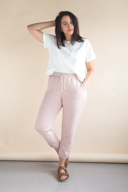 Closet Core Patterns - Plateau Joggers - The Village Haberdashery