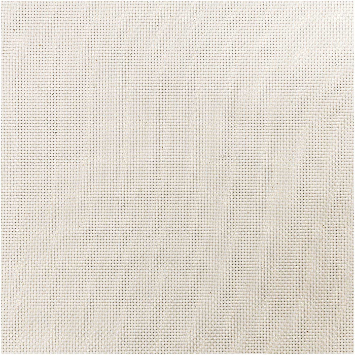 Monk's Cloth - 12 Count in Cream - The Village Haberdashery