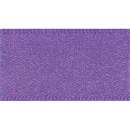 Satin Ribbon - Purple - 3mm - The Village Haberdashery