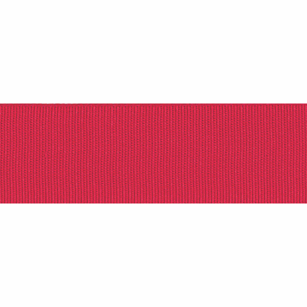 Grosgrain Ribbon - Red - 16mm - The Village Haberdashery