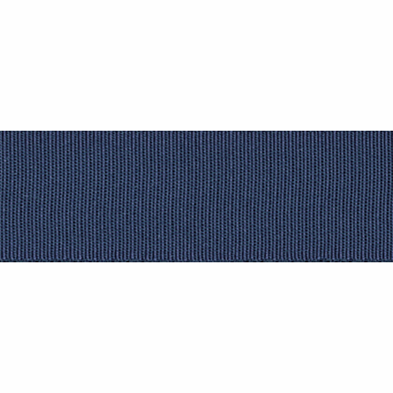 Grosgrain Ribbon - Navy - 16mm - The Village Haberdashery