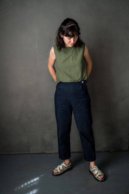 Merchant & Mills Patterns - Eve Trouser - The Village Haberdashery