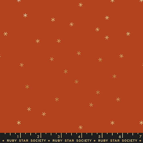 Cayenne Spark Cotton by Melody Miller for Ruby Star Society - The Village Haberdashery