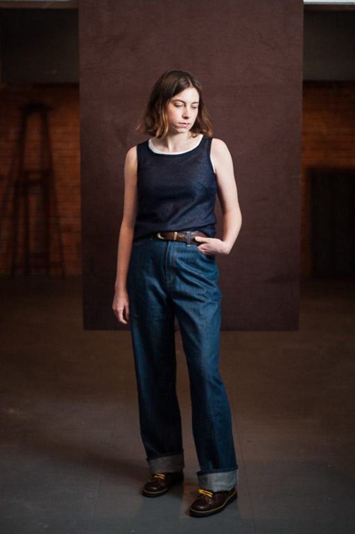 Merchant & Mills Patterns - Heroine Jeans - The Village Haberdashery