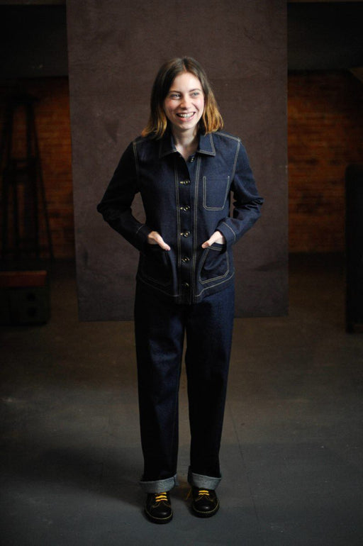 Merchant & Mills Patterns - Ottoline Jacket - The Village Haberdashery