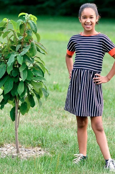 Two Stitches - Molly Dress - PDF - The Village Haberdashery