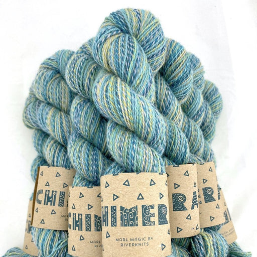RiverKnits Chimera 4-Ply - Sea Breeze - The Village Haberdashery