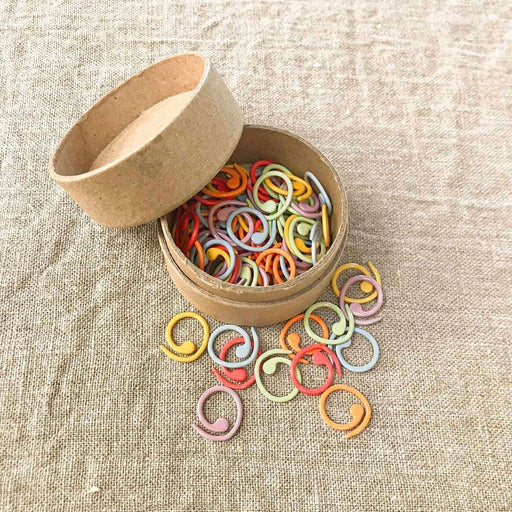 Split Ring Stitch Markers by Cocoknits - The Village Haberdashery
