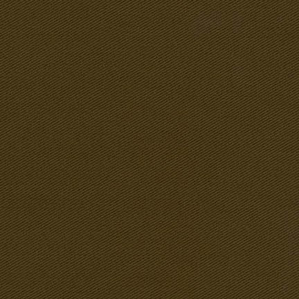 Olive Ventana Cotton Twill - 184cm remnant - The Village Haberdashery