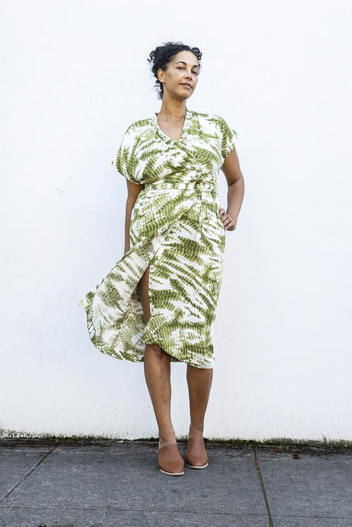 Sew House Seven - The Wildwood Wrap Dress