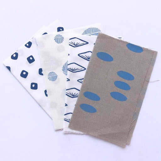 Colette Moscrop Scrap Pack - Navy - The Village Haberdashery