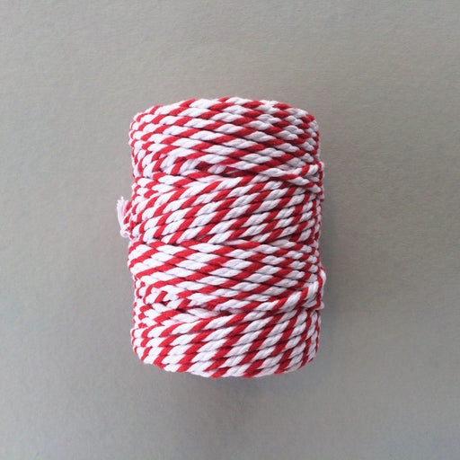 Everlasto Chunky Baker's Twine - Beefeater Red - The Village Haberdashery