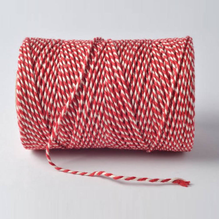 Everlasto Baker's Twine - Beefeater Red - The Village Haberdashery